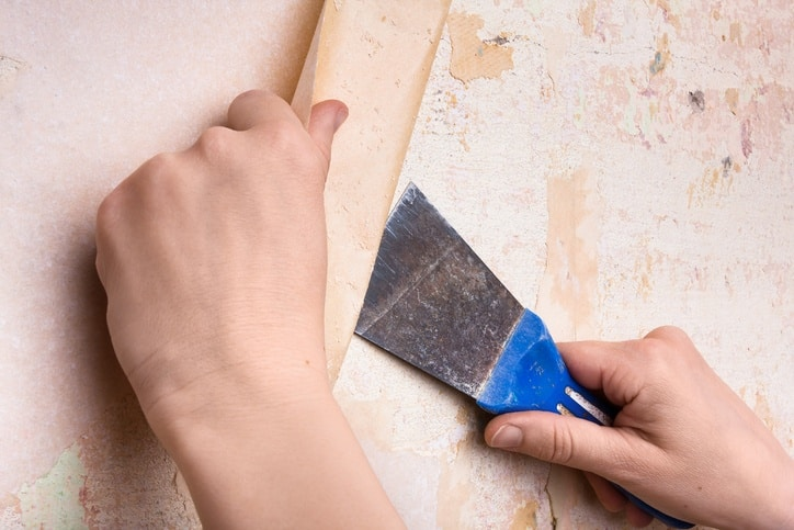 comment décoller du papier peint efficacement ? - Comment Decoller Du Vieux Papier Peint