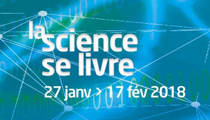 Événement : La science se livre du 27 janvier au 17 février !
