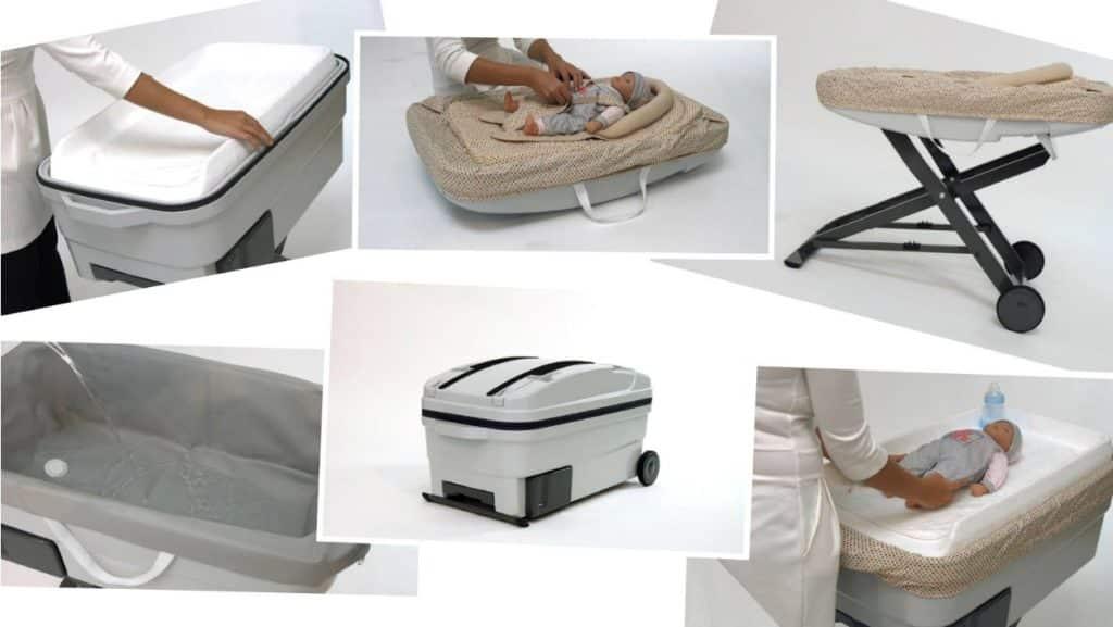 Valise Multi : la valise miracle pour les jeunes parents !