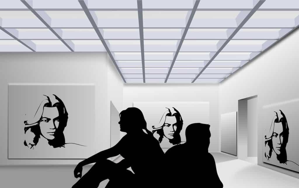 Reproduire une galerie d'art chez soi