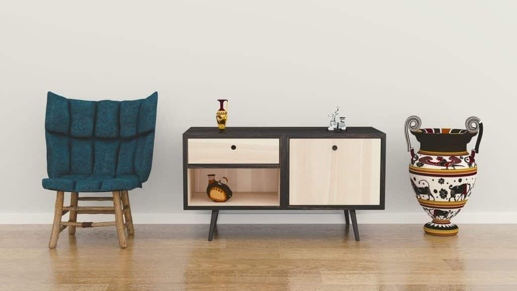 Magasin de meuble à Paris, entre création et sophistication