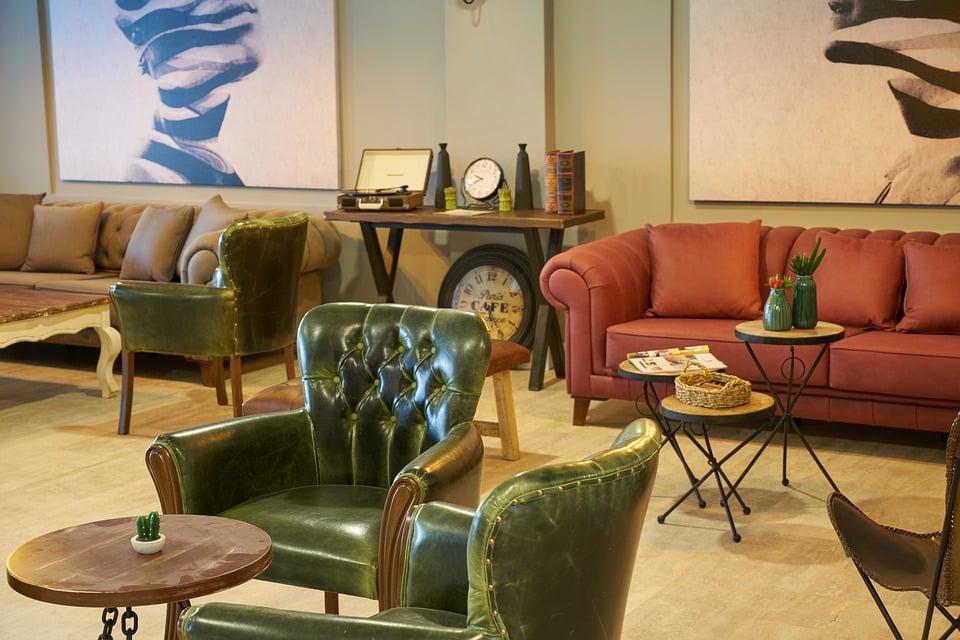 Les fauteuils clubs, de nouveau tendance?