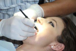 réparation dent devant