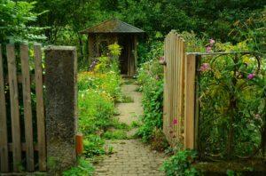 abri de jardin
