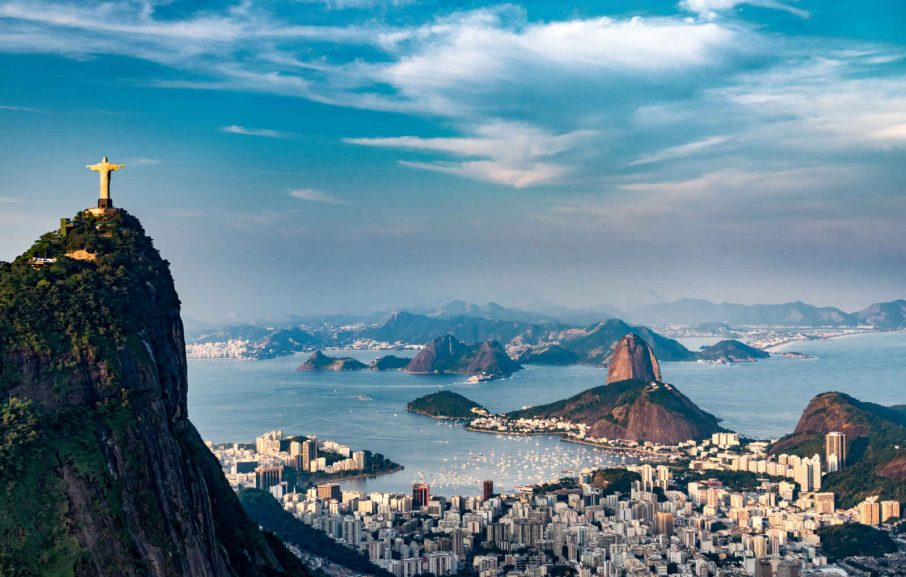 TOP 7 des meilleures destinations à visiter  au Brésil