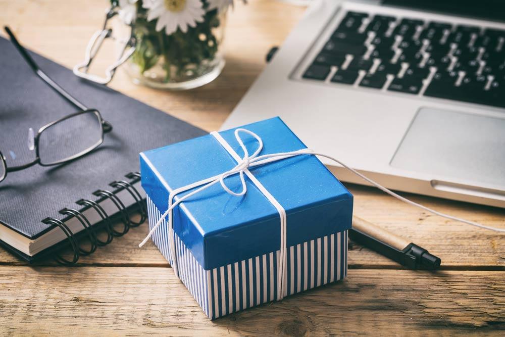 Quelles sont les règles d'or du cadeau d'entreprise ?