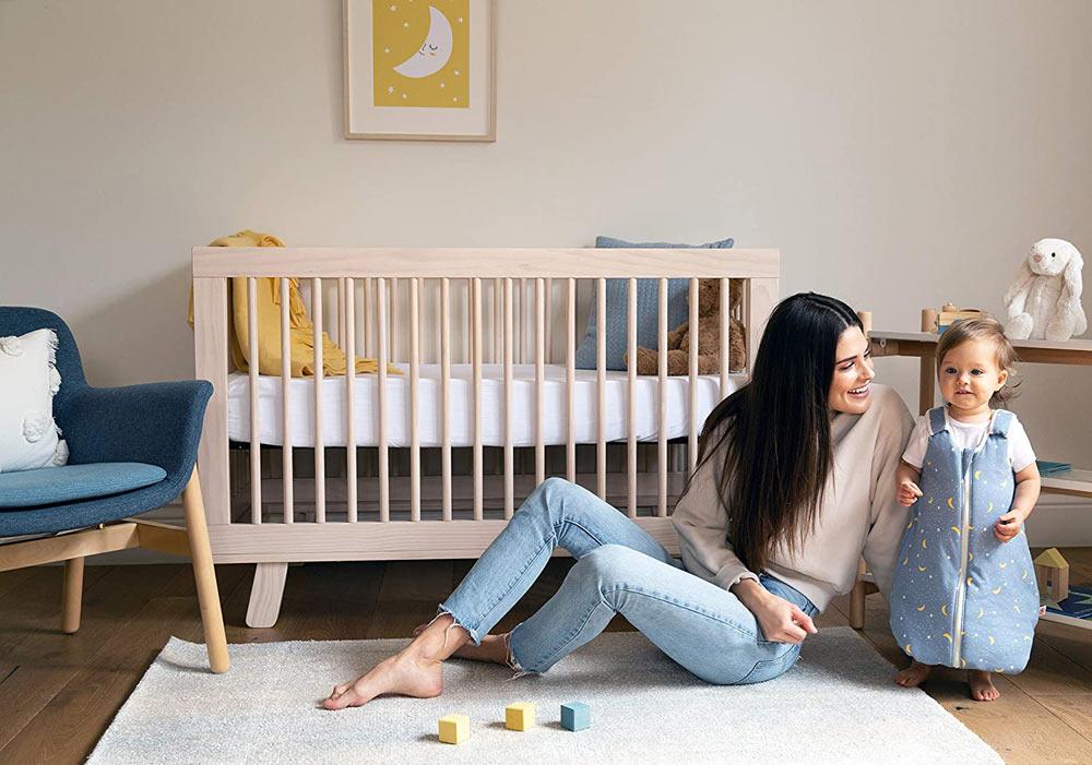 Qu'est-ce qu'une gigoteuse pour bébé?