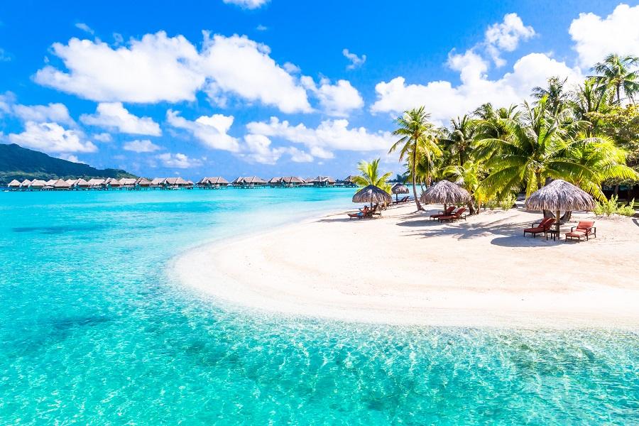 Top 5 des plus belles plages de la Polynésie française